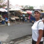 Spice market in Grenada.