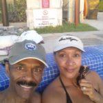 Jacuzzi in Cancun.